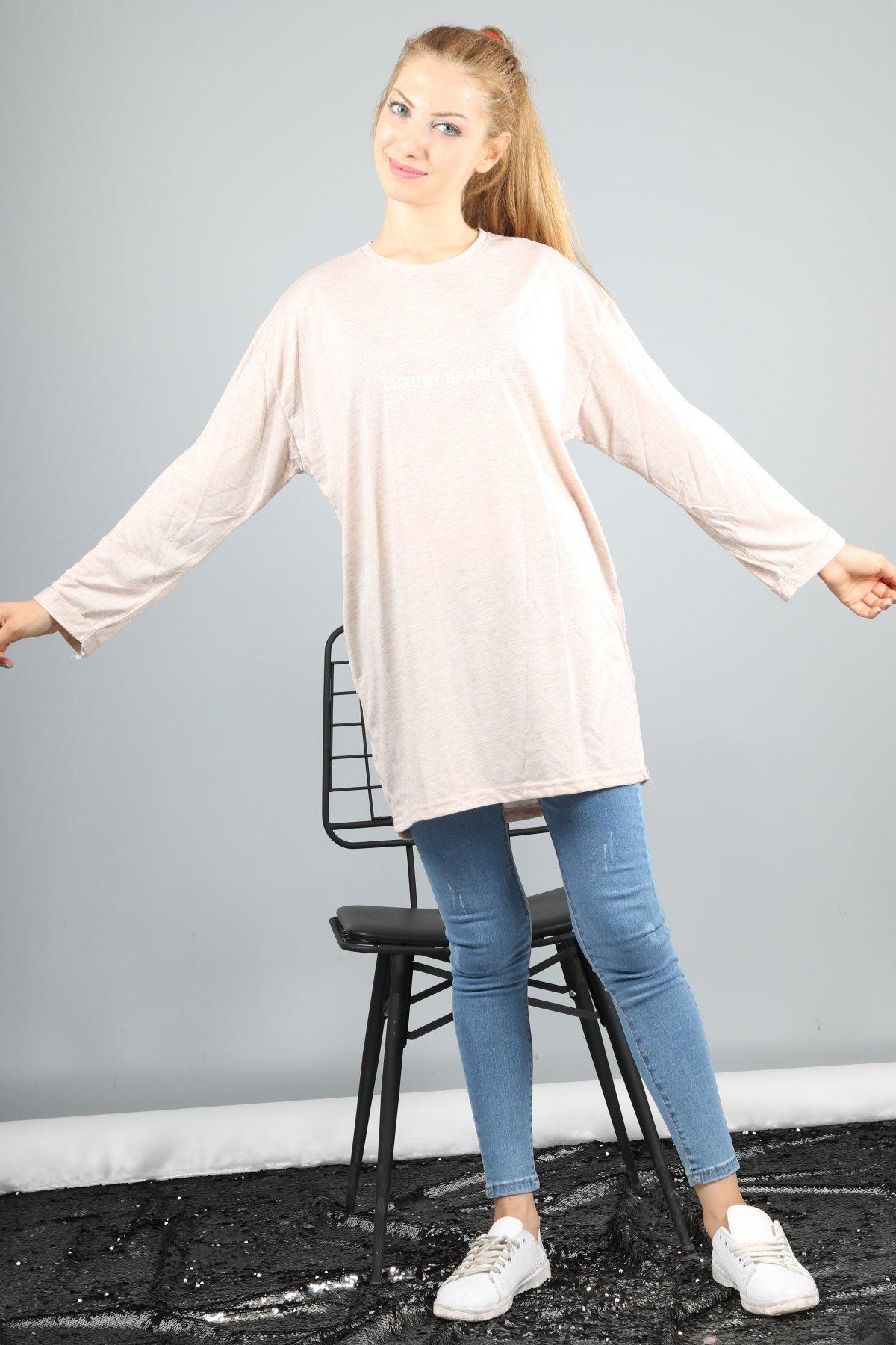 Luxury Brand Uzun Kol Tunik